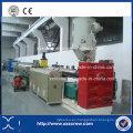 Máquina rígida del extrusor de la hoja del PVC