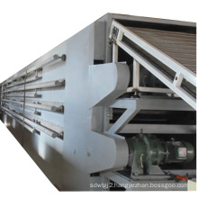 Manufacturers sell low-cost drying machine fruit slices pineapple slices persimmon apricot meat multi-layer belt dryer