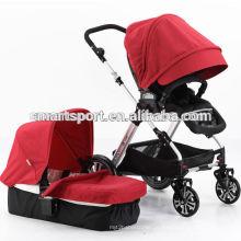Новый стиль детской коляски в Европе
