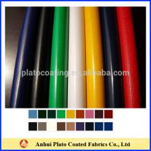 PLATO FR und lackierte PVC-Vordächer Plane Stoff