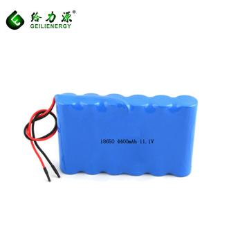 Paquete de batería de litio 18650 2000mah 24v para la luz del LED