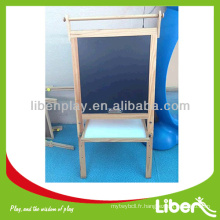 Panneau noir en bois pour enfants LE-HB.016