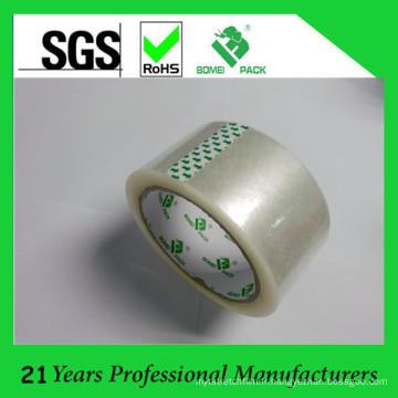 Bande d'emballage de bonne qualité adaptée aux besoins du client, bande de BOPP, bande adhésive