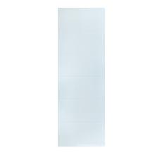 GO-Y01 White Primerwood grain room door wood color paint door designer customized doors frames for USA