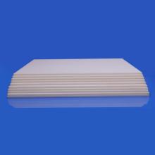 Plat en céramique d'alumine de grande taille 99,5% pour le frittage