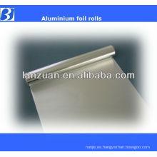 rodillo de papel de aluminio cocina