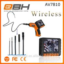 AV7810 3,5 polegadas sem fio da tubulação infravermelho inspeção endoscópio endoscópio câmera