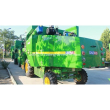 Best Quality for Self-Propelled Barley Combine Harvester harvester high efficiency delivering the seeds export to Philippines Factories