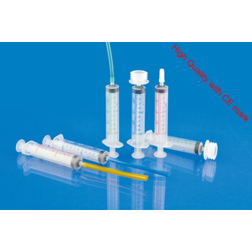 Питательный шприц 10 мл с CE FDA и SGS