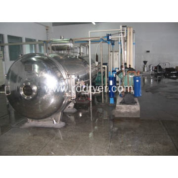 Gumbo freeze drying equipment