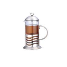 Prensa de vidrio para uso doméstico de 800 ml para café
