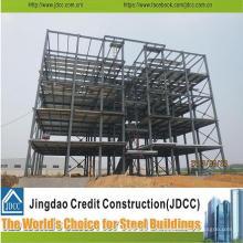 Fábrica de estructuras de acero ligero en China