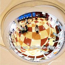 Acrylic Full Dome/Surveillance Hemispheres