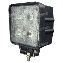 "Waterproof 5"" 12V 40W CREE LED Auto Work Light"