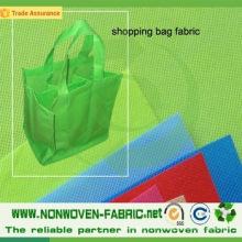 Tissu non-tissé de pp pour la fabrication de sacs