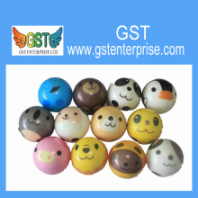 Animals Print Soft Stress Ball