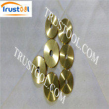 Compression Sleeve CNC Machining Brass