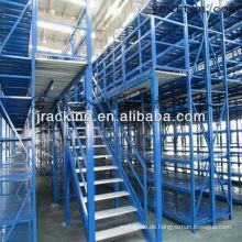 Jacking Warehouse Lager Taube Loch Rack
