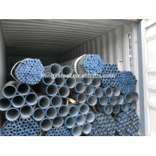 Q235 ERW galvanized welded carbon steel pipe
