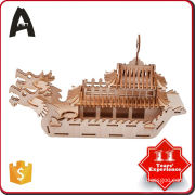 Good service factory directly wooden toys puzzle