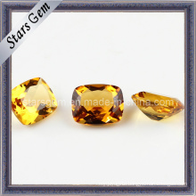 Rectangle Cushion Shape Natural Citrine