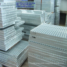 galvanized steel serrated grating