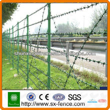 Razor Barbed Wire Fence(made in Anping,China)