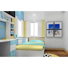 MDF Laminated Children Room Cabinet