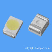 Low-power White SMD LEDs with 120° Viewing Angle