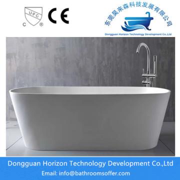 Vasche da bagno senza vasca freestanding