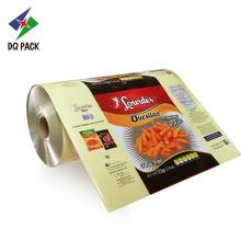 Laminated Packaging Roll Stock For Food