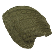 Padrão de Crochet Livre para Gorro Slouchy