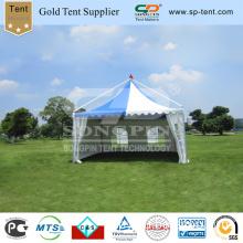 Open Gazebo 5x5m Alumilium Pole Tent, Waterproof Coat