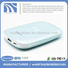 Garantie d'énergie chargeur de téléphone mobile batterie 5000mAh