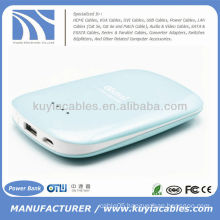 Energy conservation mobile phone charger power bank 5000mAh