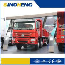 Camión volquete de China HOWO 8X4 31 toneladas con el cuerpo fuerte