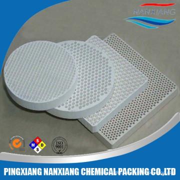 infrared honeycomb ceramic for ceramic grill burner parts