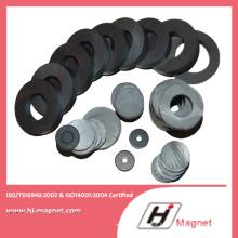 Heißer Verkauf hergestellt durch Fabrik mit starken industriellen Ringmagnet Ferrit
