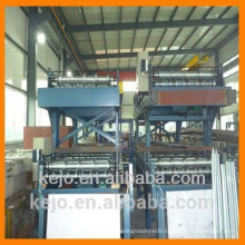 Z shape and S shape sandwich panel making cold roll forming machines