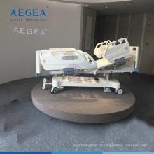 АГ-BR005 5-функции электрическая icu комнате, используемые для раненых сон интенсивного ухода за пациентами больниц кровати
