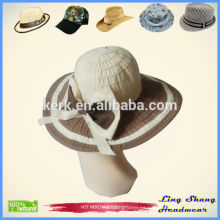 Señora Sweat Style Floppy Hat