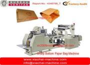 Fully Automatic Bread / KFC Paper Bag Making Machines PLC c