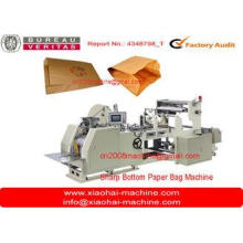 Fully Automatic Bread / KFC Paper Bag Making Machines PLC c