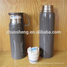 garrafa de vácuo do vácuo garrafa térmica garrafa térmica tampa 100ml garrafa térmica