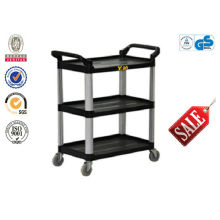Restaurant Metal Service Cart With Wheels And Handle R030 series