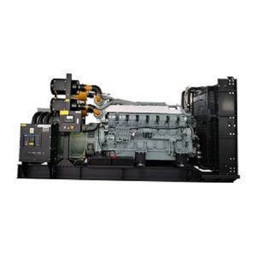 Conjunto gerador a diesel de tipo aberto Mitsubishi