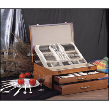 113PCS Stainless Steel Cutlery Set