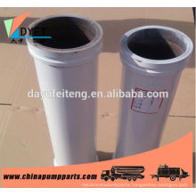 manufacturer of concrete pump spare parts ower price wear resistant concrete pump reducing pipe