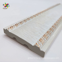 Popular white decorative polystyrene moulding for wall