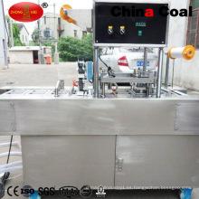 Bg32aw / Bg60aw máquina de llenado y sellado de lavado automático de taza